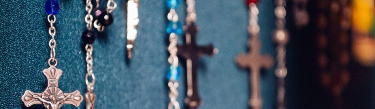 How to find the Rosary in the Bible